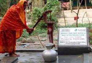 Nalitabari people at high risk of arsenic