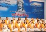 Rabirashmi celebrates founding anniversary