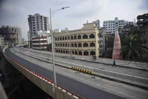 Jatrabari flyover opens today