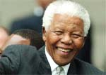 Entertainment world pays tribute to Mandela