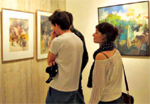 Artworks of local, foreign legends on display