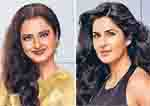 Rekha, Katrina come together for Fitoor