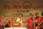 World Music Day celebrated