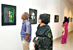 13th BPS photography exhibition at Shilpakala