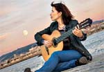 Margarita Escarpa to play Spanish guitar at Goethe-Institut