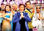 Happy New Year crosses Rs. 300 crore worldwide