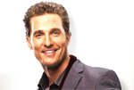McConaughey to receive star on Hollywood Walk of Fame