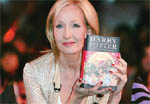 Rowling returns with a new Harry Potter story