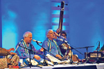 Saturday morning performances begin with Rajan-Sajan brothers-