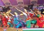Vibrant celebrations at Ramna Poush Mela