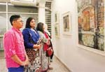 School students show maturity in arts