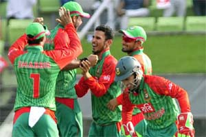 Bangladesh beat South Africa by 7 wickets