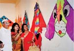 Exhibition displays kites from 14 Asian countries