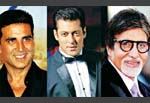 Salman, Akshay Kumar and both Bachchans feature on Forbes rich-list