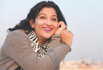 "Dipa Khandaker in ""Jana Gontobbo Ojana Somoy"""