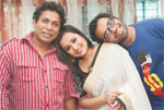 Purnima, Mosharraf and Iresh join forces for Eid play